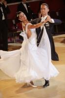 Domen Krapez & Monica Nigro at International Championships 2011