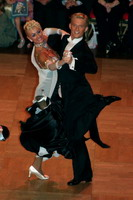 Domen Krapez & Monica Nigro at Blackpool Dance Festival 2005