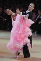 Domen Krapez & Monica Nigro at Blackpool Dance Festival 2012