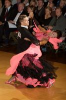 Domen Krapez & Monica Nigro at WDC World Professional Ballroom Championshps 2007