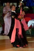 Domen Krapez & Monica Nigro at WDC World Professional Ballroom Championshps 2007