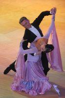 Domen Krapez & Monica Nigro at Blackpool Dance Festival 2008