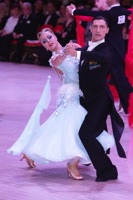 Nikolay Govorov & Evgeniya Tolstaya at