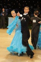 Stanislav Wakeham & Laura Nolan at UK Open 2011