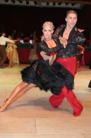 Stanislav Wakeham &amp; Laura Nolan at Blackpool Dance Festival 2009