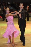 Stanislav Wakeham & Laura Nolan at International Championships 2009