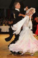 Stanislav Wakeham & Laura Nolan at Antwerp Stars Cup