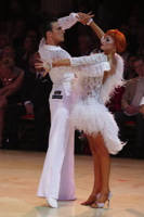 Photo of Anton Sboev &amp; Patrizia Ranis