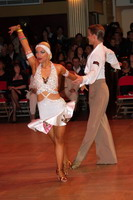 Jurij Batagelj & Jagoda Batagelj at Blackpool Dance Festival 2005
