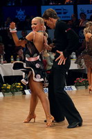 Jurij Batagelj & Jagoda Batagelj at Czech Dance Open 2005
