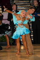Jurij Batagelj &amp; Jagoda Batagelj at International Championships 2005