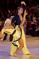 Jurij Batagelj &amp; Jagoda Batagelj at The International Championships