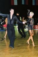 Jurij Batagelj & Jagoda Batagelj at Austrian Open 2001