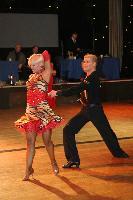 Jurij Batagelj & Jagoda Batagelj at Universal 2008