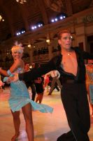 Jurij Batagelj &amp; Jagoda Batagelj at Blackpool Dance Festival 2008