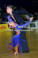 Jurij Batagelj & Jagoda Batagelj at Austrian Open Championships 2003