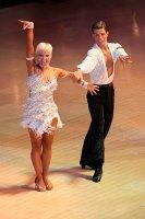 Jurij Batagelj & Jagoda Batagelj at Blackpool Dance Festival 2009