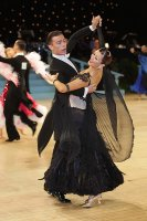 Alex Sindila &amp; Katie Gleeson at UK Open 2011