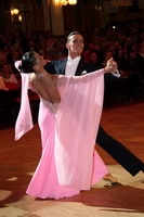 Alex Sindila & Katie Gleeson at Blackpool Dance Festival 2005