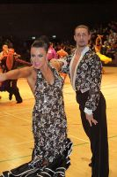 Andrei Mosejcuk & Kamila Kajak at International Championships 2009