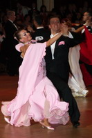 Isaia Berardi &amp; Cinzia Birarelli at Blackpool Dance Festival 2005