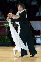 Isaia Berardi & Cinzia Birarelli at International Championships 2005