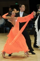 Isaia Berardi & Cinzia Birarelli at UK Open 2006