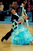 Isaia Berardi & Cinzia Birarelli at UK Open 2008