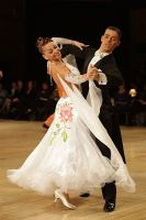 Isaia Berardi & Cinzia Birarelli at UK Open 2010