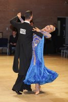 Anton Lebedev & Anna Borshch at UK Open 2011