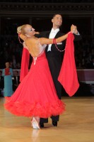 Anton Lebedev & Anna Borshch at International Championships 2012
