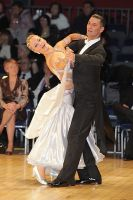 Anton Lebedev & Anna Borshch at UK Open 2010
