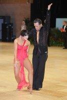 Andrej Skufca & Melinda Torokgyorgy at UK Open 2011