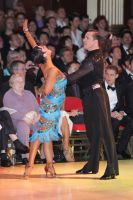 Andrej Skufca & Melinda Torokgyorgy at Blackpool Dance Festival 2011