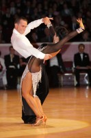 Andrej Skufca &amp; Melinda Torokgyorgy at International Championships 2012