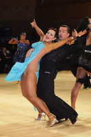 Photo of Andrej Skufca &amp; Melinda Torokgyorgy