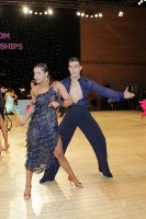 Ryan Mcshane & Ksenia Zsikhotska at UK Open 2011
