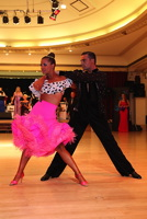 Ryan Mcshane & Ksenia Zsikhotska at Bournemouth Summer Festival