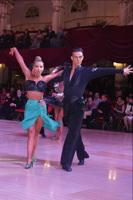 Ryan Mcshane & Ksenia Zsikhotska at