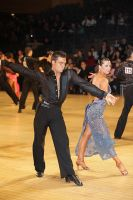 Ryan Mcshane & Ksenia Zsikhotska at UK Open 2010