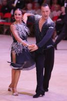 Photo of Joel Lopez & Kristina Bespechnova