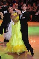 Victor Fung & Anastasia Muravyova at Blackpool Dance Festival