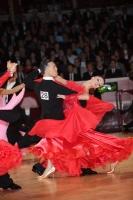 Victor Fung & Anastasia Muravyova at International Championships 2011