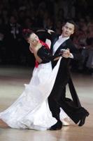 Victor Fung & Anastasia Muravyova at Blackpool Dance Festival 2012