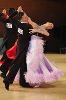 Photo of Victor Fung &amp; Anastasia Muravyova