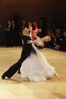 Victor Fung & Anastasia Muravyova at UK Open 2013
