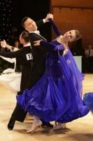 Victor Fung & Anastasia Muravyova at
