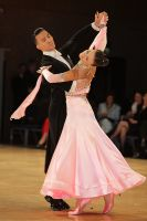 Victor Fung & Anastasia Muravyova at UK Open 2010