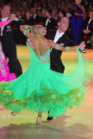 Alessio Potenziani & Veronika Vlasova at Blackpool Dance Festival