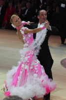 Photo of Alessio Potenziani &amp; Veronika Vlasova